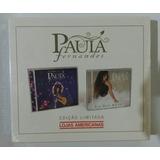Box Cds Paula Fernandes   Edição Limitada   2 Cds