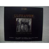 Box Com 02 Cds Ultravox  Original Gold  Importado