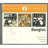 Box Com 03 Cds Bangles All Over The Place Diff Light Lacrado
