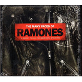 Box Com 3 Cds Ramones   The Many Faces Of