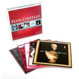 Box Com 5 Cds Elvis Costellos