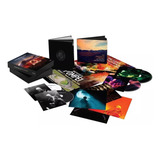 Box David Gilmour Live At Pompeii Deluxe 2 Bluray   2cd