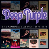 Box Deep Purple   Complete Album Box   Envio Imediato