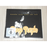 Box Deep Purple   Stockholm 1970  digipack 2 Cds   Dvd