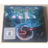 Box Dragonforce In The Line Of Fire Cd   Dvd Inhuman Sonata