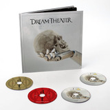 Box Dream Theater   Distance Over Time Earbook Cd Dvd Bluray
