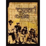 Box Dvd   Cds Kool And The Gang    Gangthology