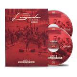 Box Dvd cd Legado40 Ato 3  Adhemar De Campos Original