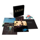 Box Eagles   The Studio Albums 1972 1979  inglês 6 Cd s