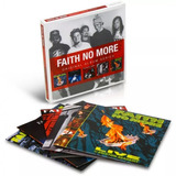 Box Faith No More Original Album Real Thing Angel Dust 5 Cd