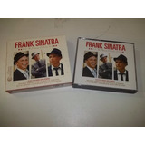 Box Frank Sinatra Platinum Collection Jazz 3 Cds Raro