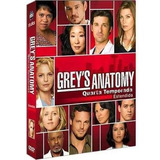 Box Grey s Anatomy 4° Temporada Estendida Original  B5