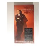Box Henry Mancini The Days Of Wine An Roses Original Lacrado