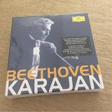 Box Herbert Von Karajan Beethoven Deutsche Grammophon 13 Cds