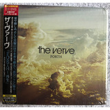 Box Importado Cd   Dvd The Verve Forth 2008 Lacrado Raridade