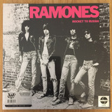 Box Lp   Cd Ramones Rocket To Russia 40th Anniversary Deluxe