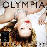 Box Luxo Colecionador Bryan Ferry Olympia Cd Dvd Livro