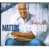 Box Mattos Nascimento Clame A Ele Dvd I Cd I Pb B99