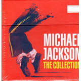 Box Michael Jackson The Collection