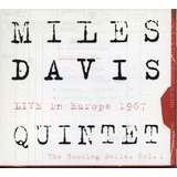 Box Miles Davis   Live In Europe 1967   Quintet The B s vl 1