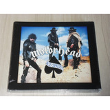 Box Motorhead   Ace Of Spades  digipack Deluxe Duplo