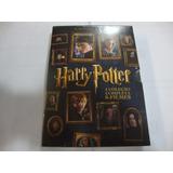 Box Original: Coleção Completa Harry Potter - 8 Dvds Lacrado