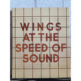 Box Paul Mccartney   Wings At The Speed Of Sound   Numerado