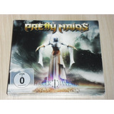 Box Pretty Maids   Louder Than Ever  europeu Digipack   Dvd