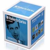 Box Roberto Carlos   Para Sempre Anos 60   8 Cds   Original