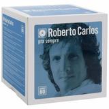Box Roberto Carlos   Para Sempre Anos 80   11 Cds   Lacrado