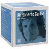 Box Roberto Carlos   Para Sempre Anos 80   11 Cds Original