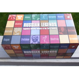 Box Russian Legends  soloists Of The 20th Century  100 Cd