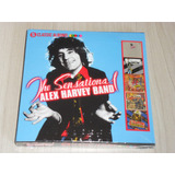 Box Sensational Alex Harvey Band   5 Classic Albums  inglês