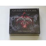 Box Set Cd Duplo Queensryche   The Verdict Deluxe Importado