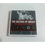Box Sisters Of Mercy Original Album   5 Cd   First Floodland