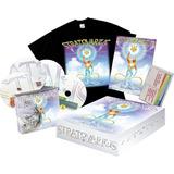 Box Stratovarius   Elements 3 Cds Dvd Cassete Camiseta  Novo
