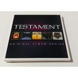 Box Testament Original Album 5 Cd The Legacy Ritual Practice