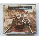 Box The Animals   The Complete Animals  2 Discos