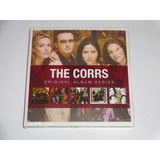 Box The Corrs   Box Com 5 Cds Originals Album Serie