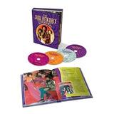 Box The Jimi Hendrix Experience 4 Cds