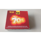 Box The Pops Years   10 Cds Anos 70