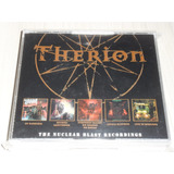 Box Therion   The Nuclear Blast Recordings  6 Cd s