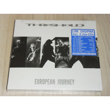 Box Threshold   European Journey 2015  alemão Digipack Duplo