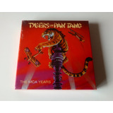 Box Tygers Of Pan Tang Mca Years   5 Cd   Bônus Wild Cat Bbc
