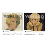 Box Vanusa Vol 1 Box Vanusa Vol 2 Cd Box Vanusa  2 Caixas