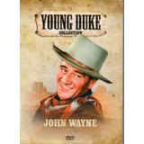 Box Young Duke Collection   John Wayne   Dublado   6 Cds