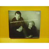Brad Mehldau And Renee Fleming   Love Sublime   Cd Excelente