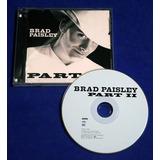 Brad Paisley   Part Ii   Cd   2001   Usa