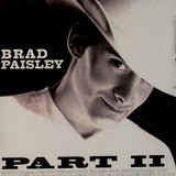 Brad Paisley   Part Ii   Cd Importado