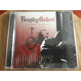 Brantley Gilbert  halfway To Heaven deluxe Edition importado